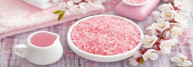 Pink Rock Salt Powder Supplier, Industrial Refine Salt